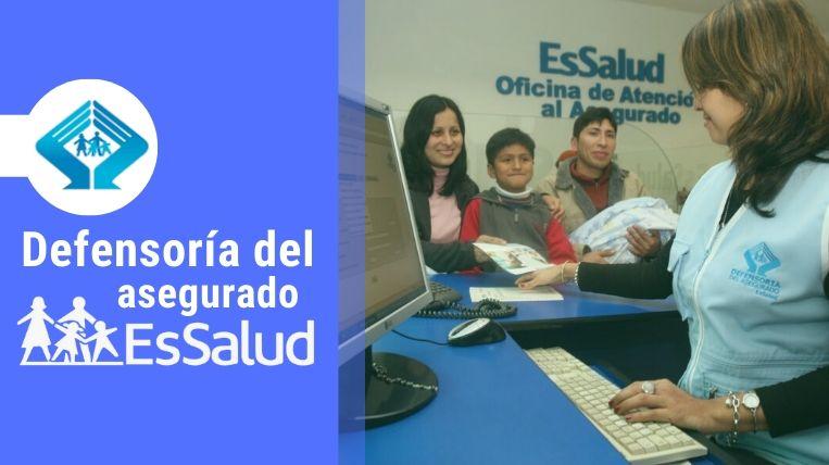 como hacer reclamos en EsSalud