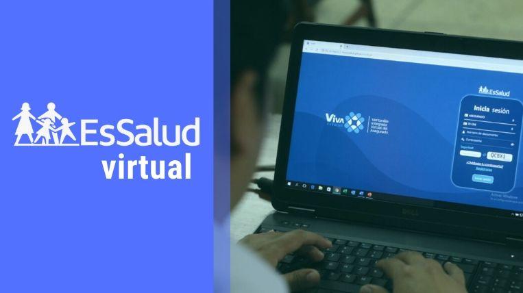 plataforma virtual de EsSalud
